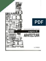 Programe de Arhitectura - Gheorghe Vais (289pg)
