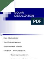 Molar Distalization