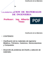 102702901 Clasificacion de Los Materiales