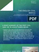 The English Civil War(s)