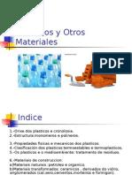 Plásticos y Otros Materiales