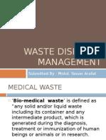 Waste Disposal ppt