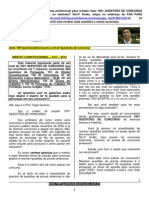 1001 Queståes de Concurso - Direito Constitucional - Fcc - 2012