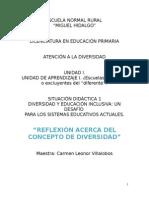 u1 Formato 1 Reflexion Sobre El Concepto de Diversidad (1)
