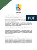 Acuerdo de Gobernabilidad 2015 -2018 Lima Metropolitana