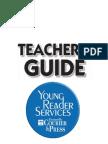 Booklet for Teachers