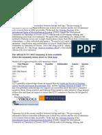Virus Taxonomy Editia 9