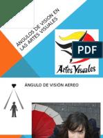 Ángulos de Vision en Las Artes Visuales
