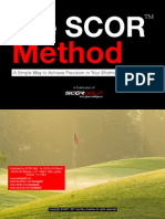 SCOR Method