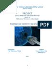 Atestat- Stabilizatoare Electronice Cornea Cristian-2