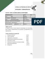 PProcesos y procedimiento organizacionales