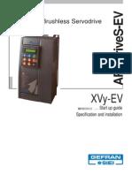 Xvy-EV Drive Set Up Manual