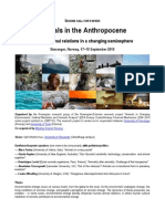 Second Call for Papers_Animals in the Anthropocene