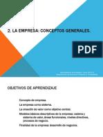 2 La Empresa 2014-15