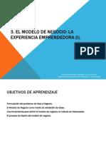3a Modelo de Negocio 2014-15 Parte 1