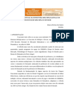 CAMPO CONCEITUAL DA ESTRUTURA MULTIPLICATIVA E OS CONCEITOS DE MÚLTIPLO E DIVISOR
