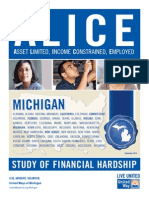 United Way Michigan ALICE Report