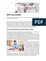 INTP Personality