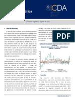 Informe de Coyuntura Economica Agosto 2013