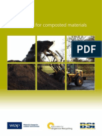 PAS-100-2011 Specifications for composted materials