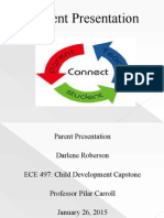ece 497 parent presentation powerpoint