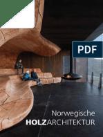 Norwegische HOLZARCHITEKTUR-2013