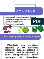 Vitaminele