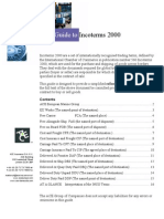 Guide to Incoterms 2000