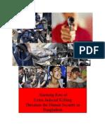 Alarming Extra-judicial Killing in Bangladesh