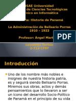 La Administración de Belisario porras.pptx