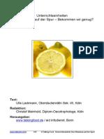 Talkingfood Vitaminen Auf Der Spur