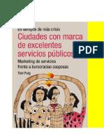 Ciudades Con Marca de Servicios Públicos