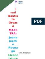 Ivan Isai Bautista Orozco Lic Pedagogia 5 A.docx