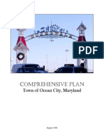 Comprehensive Plan for Ocean City, MD