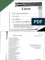 Monjeau, F. - Metáfora en La Invención Musical