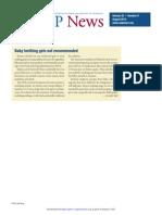 AAP News 2014 benzocaine