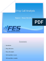 Drop Call Analysis Presention- Binaya Shrestha