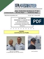 U.S. Coast Guard Auxiliary FC Robert Reczek