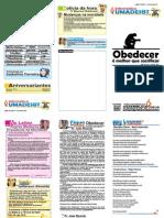 Jornal Da Mocidade 14-04-2013