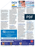 Pharmacy Daily for Tue 03 Feb 2015 - NSW govt commits to vax, PI updates for COCs and metoclopramide, USA e-cigarette warning, MA