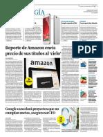 El financiero pagina 15 30/enero/2015