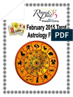 February Astro Forecast 2015
