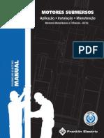 Manual Motores Submersos - Aplicação, Instalação, Manutenção