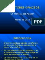 RECEPTORES OPIACEOS
