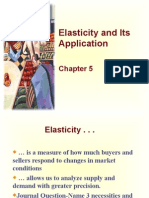 Elasticidade-preço Da Procura