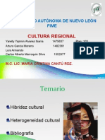 Heterogeneidad Cultural