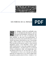 Francisco Bauzá Cap. Los Poétas de la Revolución