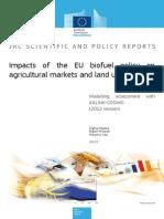 Biofuel - A JRC Report