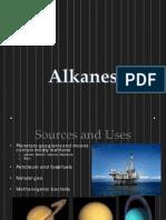 Alkanes Naming