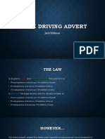 drink driving powerpoint